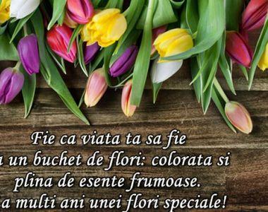 La mulți ani de Florii 2020! Ce nume se sărbătoresc în Duminica Floriilor ?