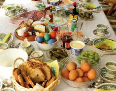 Pot merge la părinți să le duc produse pentru masa de Paște? Răspunsul Poliției Române