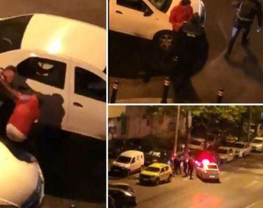 Ce riscă polițistul care a lovit cu pumnii un bucureștean în plină epidemie de...
