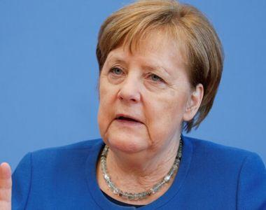 """Angela Merkel, anunț de ultimă oră: """"Există multe feluri de a da dovadă de solidaritate"""""""
