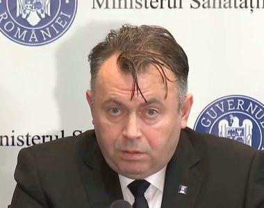 """Ministrul Sănătății: """"Urmează două săptămâni grele"""""""