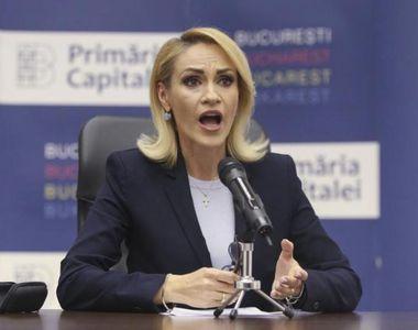 Gabriela Firea anunță desființarea unor companii ale Primăriei Capitalei