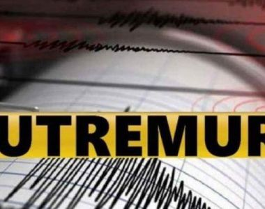 Cutremur în România, în această dimineață