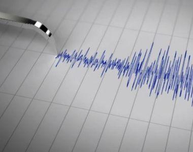 Cutremur cu magnitudinea 4,3 în Marea Neagră