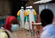 Încă un deces cauzat de Ebola în RD Congo: o fetiţă de 11 luni
