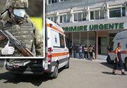 VIDEO  Un al treilea spital din România va fi militarizat