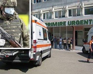VIDEO| Un al treilea spital din România va fi militarizat