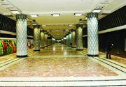 Un bărbat de 40 de ani s-a aruncat în faţa metroului la Politehnica. A murit pe loc