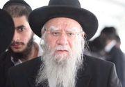 Fostul mare rabin al Israelului, ucis de coronavirus