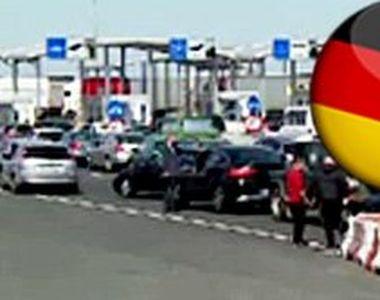 VIDEO  Blocați pe drum spre Germania: Mii de români care n-au putut să ia avionul au...