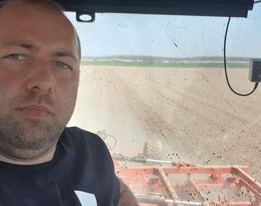 Fermierul amendat de poliție pentru că nu a trecut ora pe declarație este plin de bani!...