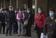 VIDEO. Febra Sărbătorilor Pascale a făcut ca mii de români să iasă la cumpărături. Cozi kilometrice de oameni la Piaţa Obor din Capitală