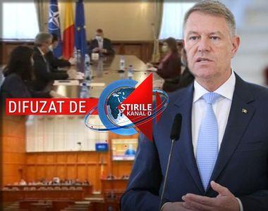 VIDEO  Starea de urgență, prelungită în România. Mai multe partide nu sunt de acord