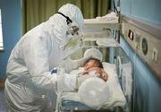 Un bebeluş şi mama lui, infectaţi cu coronavirus, au fost internaţi la Maternitatea Bega din Timişoara