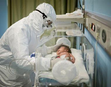 Un bebeluş şi mama lui, infectaţi cu coronavirus, au fost internaţi la Maternitatea...