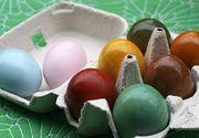 Ouă de Paște. Opt culori pe care le poți obține natural. Cum să vopsești ouă cu sfeclă, foi de ceapă și bicarbonat