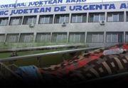 VIDEO| Caz terifiant la Arad: Încuiată cu mortul în salon
