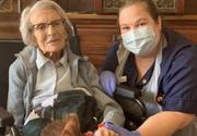 O britanică în vârstă de 106 ani, Connie Titchen, se vindecă de covid-19 şi creşte moralul ţării