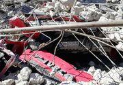 Hunedoara: Cei doi muncitori peste care s-a prăbuşit un turn de extracţie la Exploatarea Minieră Uricani au fost găsiți decedați