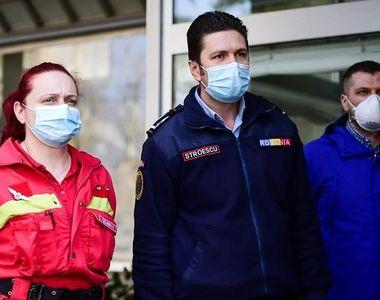 Mărturiile ofițerului ISU Sibiu din echipa medicală aflată în misiune în Italia