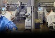 VIDEO| 11 bolnavi de COVID, într-un singur salon