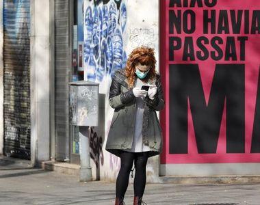 Coronavirus: Crește numărul deceselor în Spania. O creștere față de ziua precedentă