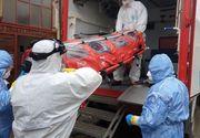 Coronavirus România: 11 noi decese. Bilanțul total ajunge la 445 de morți