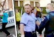 VIDEO | Război între blocuri