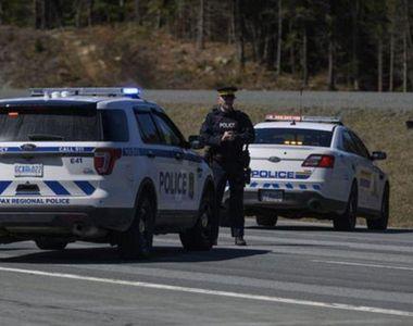 Atac armat în Canada. Cel puţin 16 oameni au fost ucişi pe parcursul a 12 ore