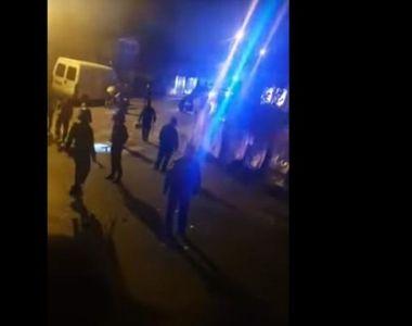 VIDEO| Scandaluri violente în prima zi de Paște