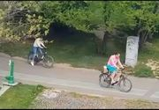 Primarul Robert Negoiţă şi partenera sa, amendaţi cu câte 10.000 de lei, după ce s-au plimbat cu bicicletele în Parcul IOR
