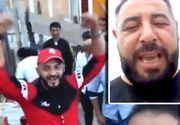 VIDEO| Război în stradă cu Poliția. Scene incredibile în cartierul bucureștean Rahova