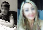 Un bărbat şi-a găsit copilul mort în casă, înjunghiat, iar pe mama acestuia delirând