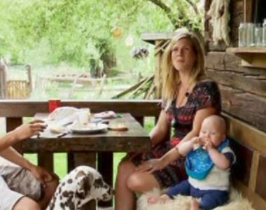 VIDEO| Povestea fabuloasă a cuplului de olandezi care trăiesc visul românesc, într-un...