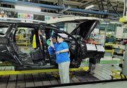 Activitatea pe platforma industrială Dacia de la Mioveni a fost reluată marţi parţial