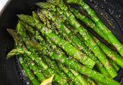 Sparanghel. Cum se gătește corect această legumă foarte sănătoasă