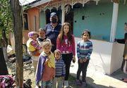 Vrancea: Şase copii, cu vârste între 3 luni şi 8 ani, salvaţi de poliţişti şi pompieri voluntari dintr-o locuinţă în care izbucnise un incendiu