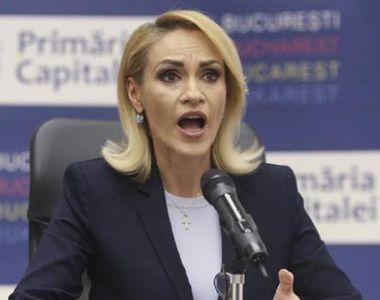 Gabriela Firea: Nu aş fi avut cum să fiu de acord cu scoaterea bucureştenilor de peste...