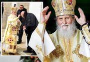 Arhiepiscopul Pimen a slujit chiar și cu o zi înainte să fie confirmat cu coronavirus! Imagini în care miruia enoriașii în curtea mănăstirii