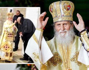 Arhiepiscopul Pimen a slujit chiar și cu o zi înainte să fie confirmat cu coronavirus!...