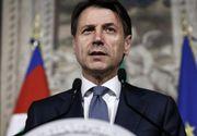 Premierul italian Giuseppe Conte: O relaxare a restricţiilor legate de coronavirus ar putea începe pe 4 mai