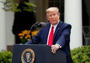 """Donald Trump a ordonat Marinei """"să tragă și să distrugă"""" bărcile iraniene"""
