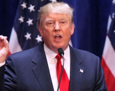 Donald Trump avertizează că va distruge ambarcaţiunile militare iraniene care hărţuiesc...