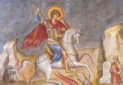 Sfântul Gheorghe: cele mai frumoase mesaje pentru cei care își sărbătoresc astăzi onomastica