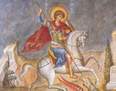 Sfântul Gheorghe: cele mai frumoase mesaje pentru cei care își sărbătoresc astăzi...