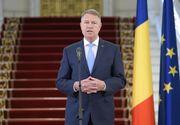Președintele Klaus Iohannis a transmis un mesaj de Ziua Forţelor Terestre
