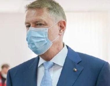 Președintele Klaus Iohannis a vizitat Unitatea de Suport Medical Bucureștii Noi