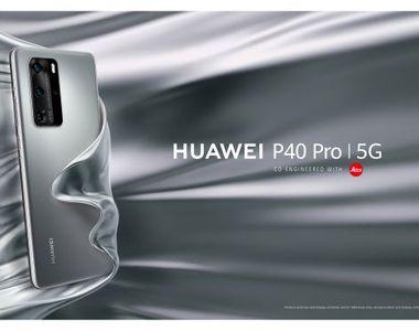 Vârfurile de gamă Huawei P40 Series stabilesc noi repere estetice în categoria smartphone