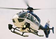 Supraveghere din elicopter pentru localităţile în care ar putea să apară conflicte stradale
