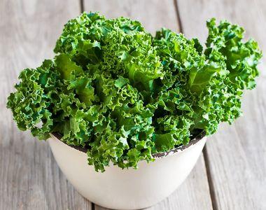 Salata creață a apărut și la noi în piețe. Mulți o consumă fără să știe ce se întâmplă...